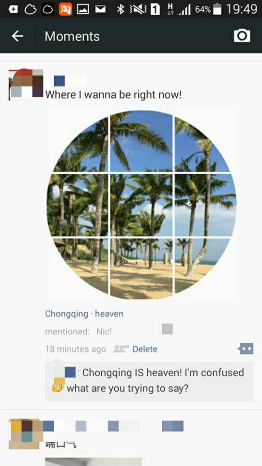 Top Tricks For Posting On Wechat Moments Wechat Essential