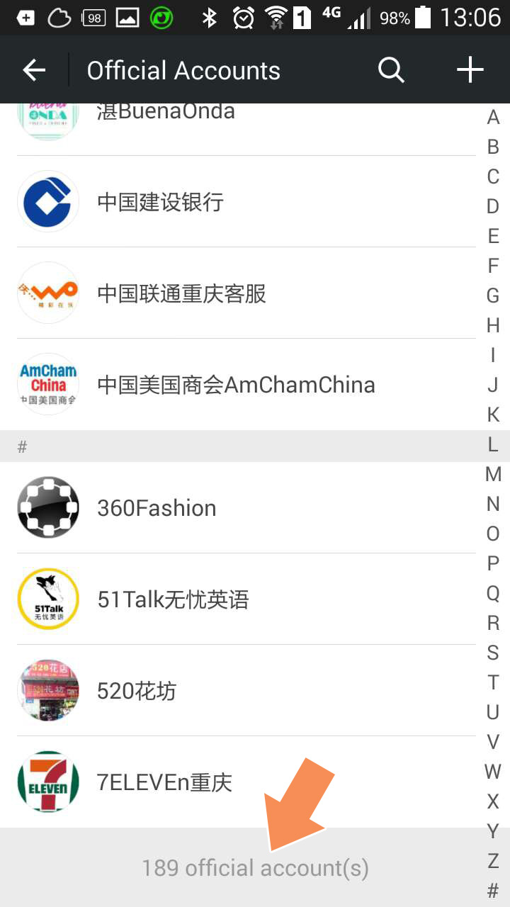 What Are WeChat Official Accounts? The Basics: WeChat