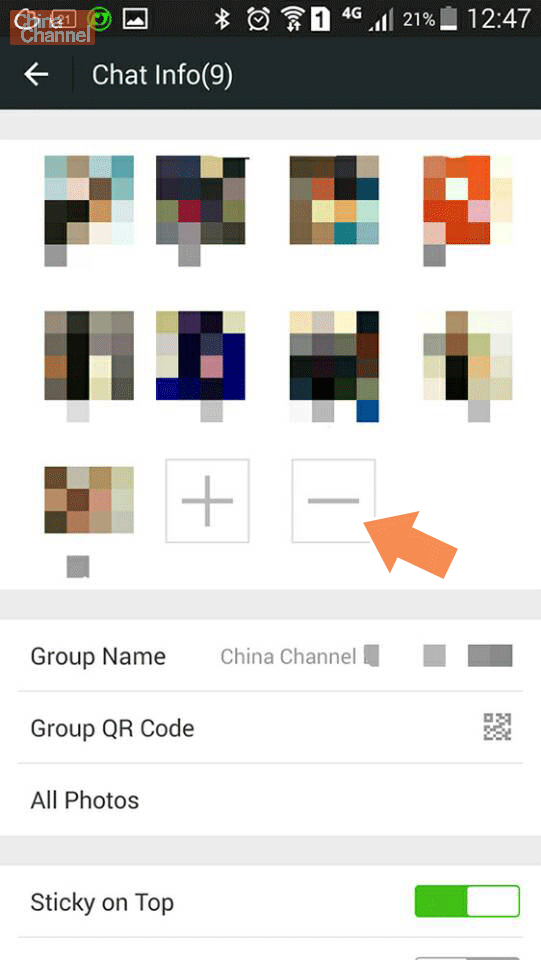 How to Manage Your WeChat Groups: WeChat Essential Tips - China Channel