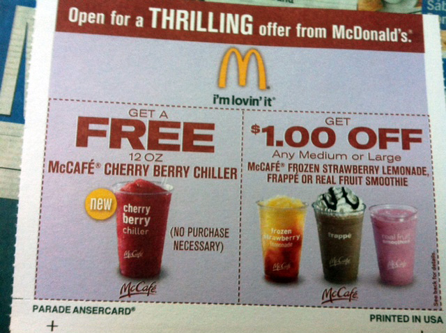 McDonalds-Coupon