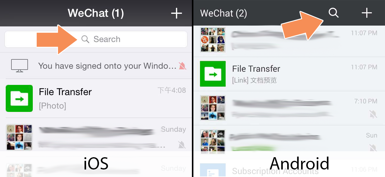 WeChat Email Service - How To Set It Up - China Channel
