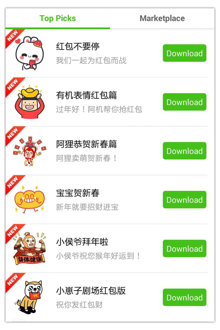WeChat Stickers 'Should Be Regulated,' Say Chinese State Media –  Thatsmags.com
