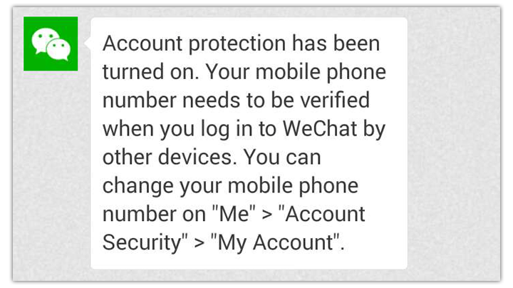 Lost Your Phone? What About WeChat? - China Channel
