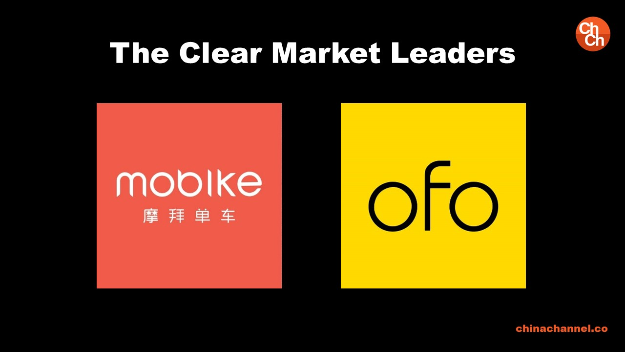 The Clear Market Leaders