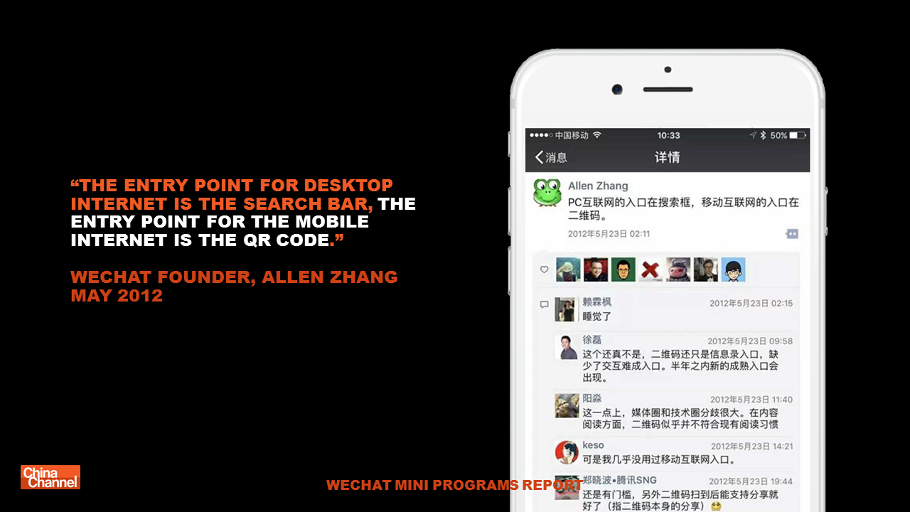 How To Use WeChat Mini Programs - China Channel