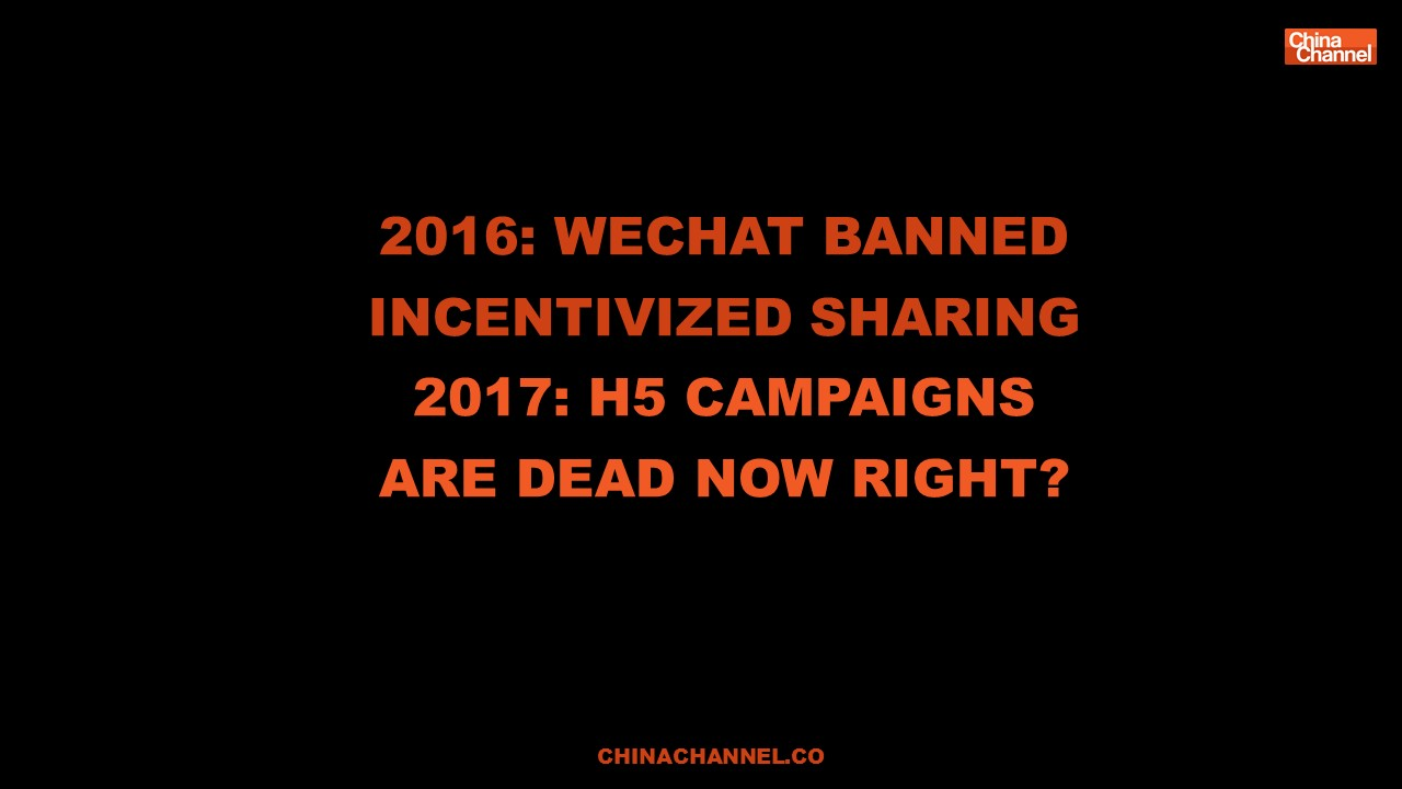 Incentivized sharing
