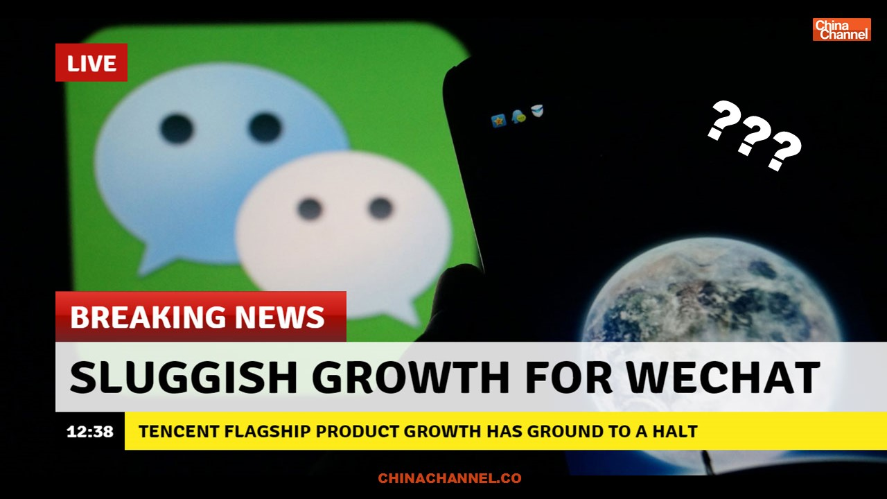 Sluggish Growth For WeChat