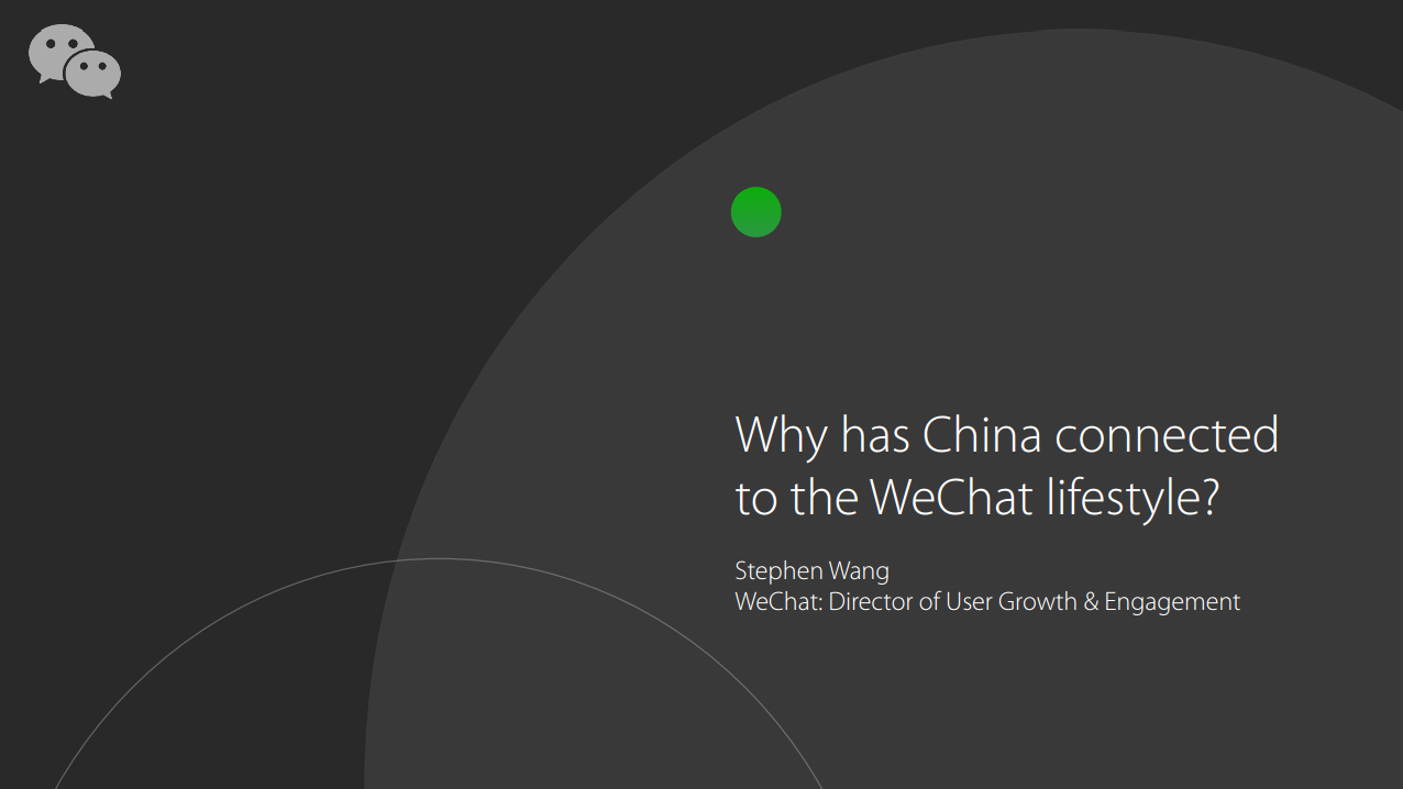 Why Has China Connected To The WeChat Lifestyle?