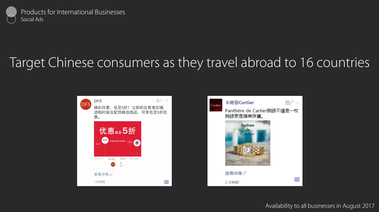 Target Chinese Consumers As They Travel Abroad To 16 Countries