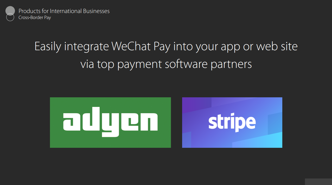 Easily Integrate WeChat Pay Into Your App Or Website Via Top Payment Software Partners