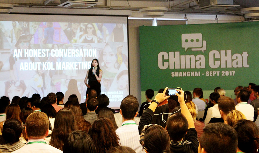CHina CHat Conference Shanghai 2017