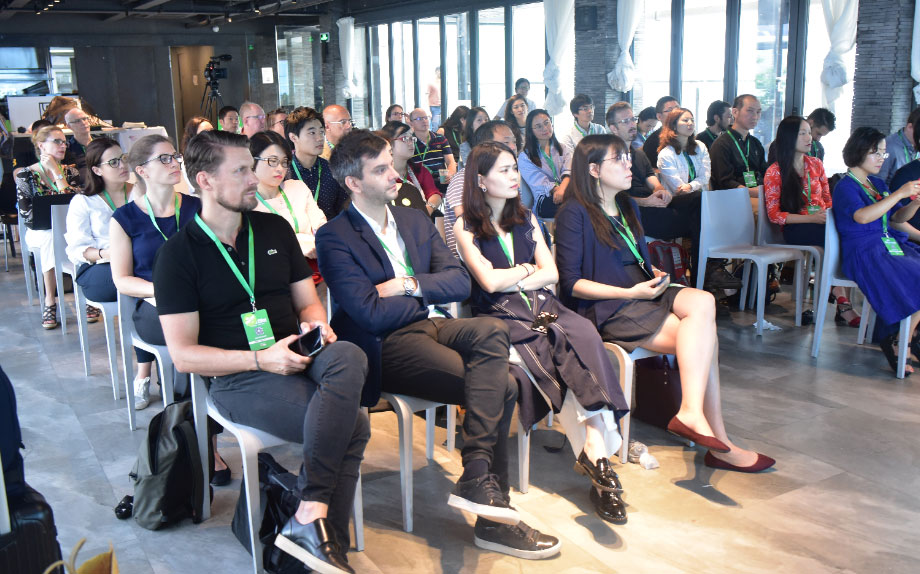 "The audience for ""The Ultimate WeChat Mini Programs Crash Course Workshop"" by Thibault Genaitay, Le Wagon"